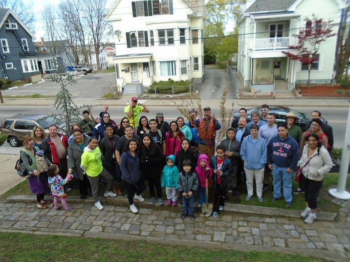 Central Falls Arbor Day