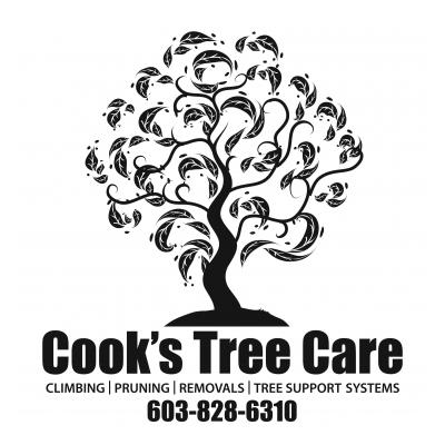 Cook's Tree Care Logo